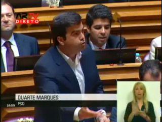 Duarte Marques fala na Assembleia sobre o Programa Impulso Jovem