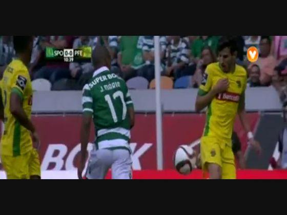 02J :: Sporting - 1 Paços de Ferreira - 1 de 2015/2016
