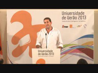 Intervenção de Hugo Soares no Encerramento da UV 2013