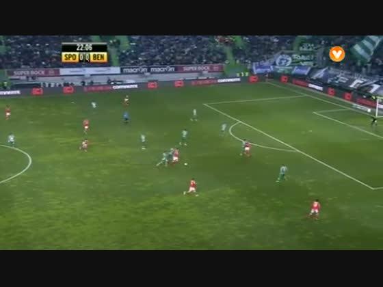 20J :: Sporting - 1 x Benfica - 1 de 2014/2015