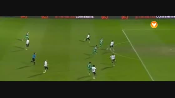 01J :: V.Guimarães - 0 x Sporting - 2 de 2014/2015 taça da Liga - Grupo C