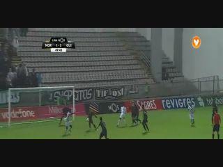 Moreirense 3-4 Vitória Guimarães - Golo de E. Boateng (50min)