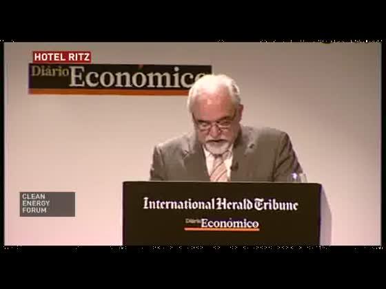 Fórum Global das Energias Renováveis - 1ª Parte