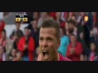 Gil Vicente 0-5 Benfica - Golo de Lima (59min)