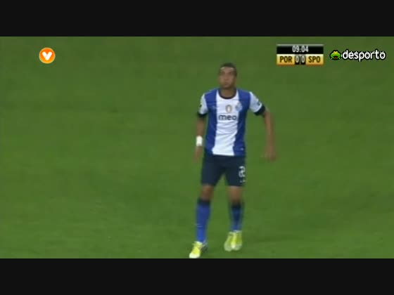 06J :: Porto - 2 x Sporting - 0 de 2012/2013