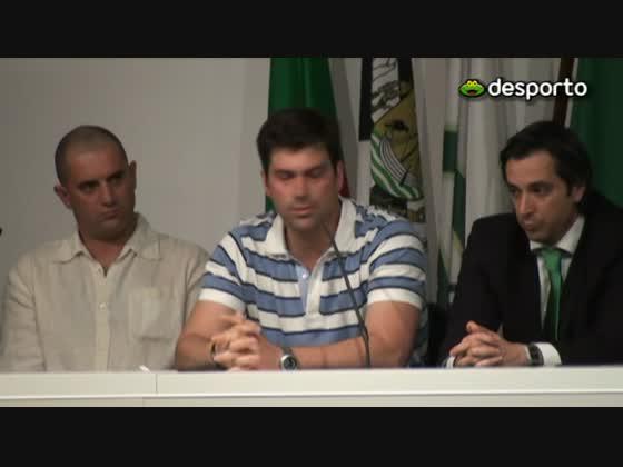 Andebol :: Carlos Galambas anuncia fim de carreira em 2010/2011