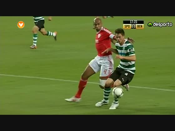 26j :: Sporting - 1 x Benfica - 0 de 2011/2012