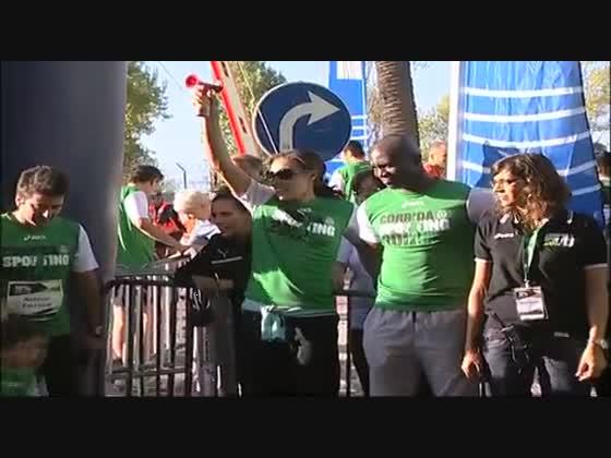 Atletismo :: 2ª Corrida do Sporting 2012