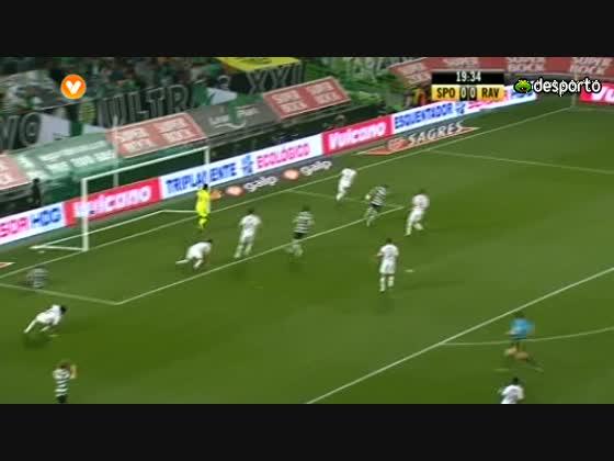 20j :: Sporting - 1 x Rio Ave - 0 de 2011/2012