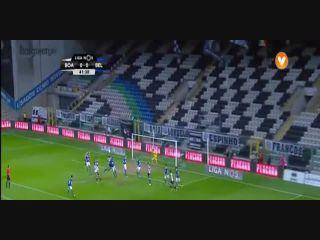 Boavista 1-0 Belenenses - Golo de Zé Manuel (42min)