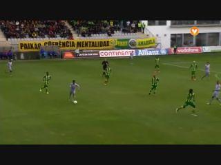 Resumo: Tondela 1-0 União Madeira (10 Abril 2016)