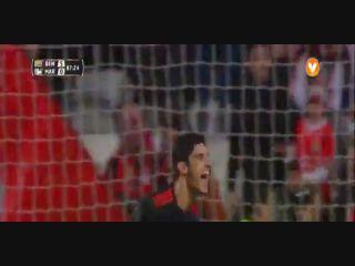 Benfica 6-0 Marítimo - Golo de Goncalo Guedes (88min)