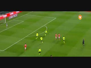 Benfica 5-1 Sporting Braga - Golo de Pizzi (40min)