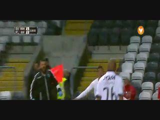 Boavista 1-1 Vitória Guimarães - Golo de P. Hurtado (118min)