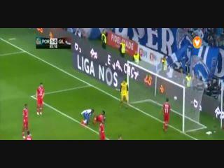 Porto 2-0 Gil Vicente - Golo de J. Martínez (86min)