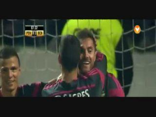Penafiel 0-3 Benfica - Golo de Jardel (88min)
