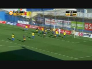 Estoril Beira Mar goals and highlights