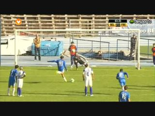 Belenenses Freamunde goals and highlights