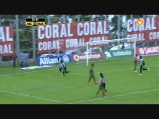 Nacional 2-0 Marítimo - Golo de Reginaldo (6min)