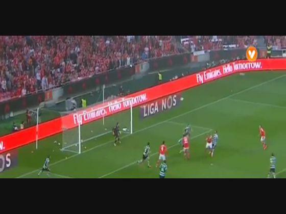 08J :: Benfica - 0 x Sporting - 3 de 2015/2016