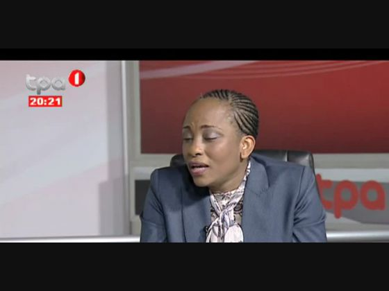 Entrevista com a Secretária de Estado para o Orçamento e Investimento Públicos