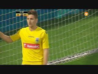 Resumo: Vitória Guimarães 2-3 Arouca (17 abril 2014)