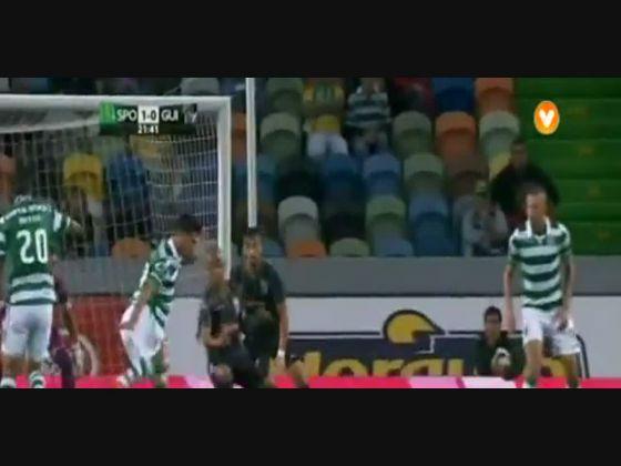 07J :: Sporting - 5 x V. Guimarães - 1 de 2015/2016
