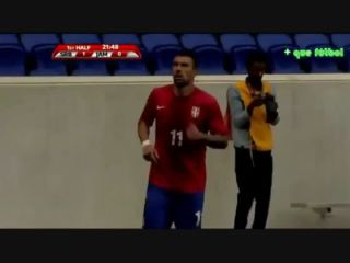 Serbia 2-1 Jamaica - Golo de A. Kolarov (22min)