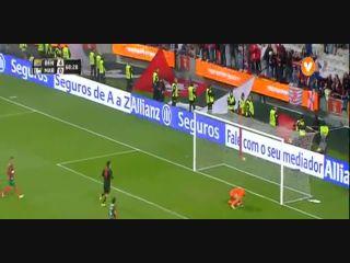 Benfica 6-0 Marítimo - Golo de R. Jiménez (69min)