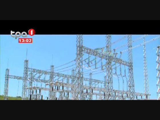 Aumento da capacidade de energia eléctrica estimula projectos socioeconomicos