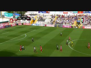 Resumo: Portimonense 2-2 Desportivo Aves (30 Setembro 2017)