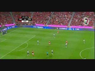 Resumo: Benfica 2-1 Portimonense (8 Setembro 2017)