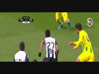 Resumo: Tondela 2-2 Portimonense (7 Abril 2018)