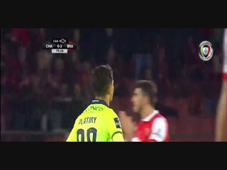 Chaves 1-4 Sporting Braga - Golo de Platiny (76min)