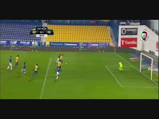 Resumo: Estoril 0-2 Feirense (8 Janeiro 2018)