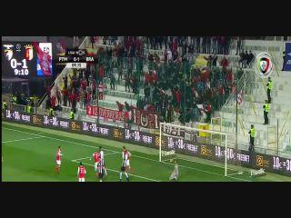 Resumo: Portimonense 1-2 Sporting Braga (20 Janeiro 2018)