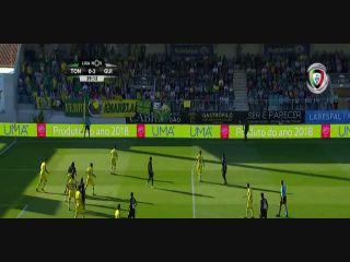 Resumo: Tondela 1-4 Vitória Guimarães (5 Maio 2018)