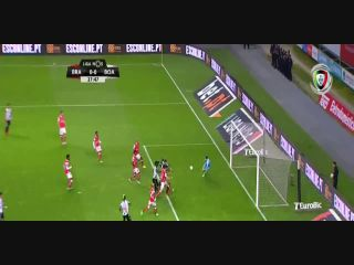 Resumo: Sporting Braga 1-1 Boavista (4 Maio 2018)