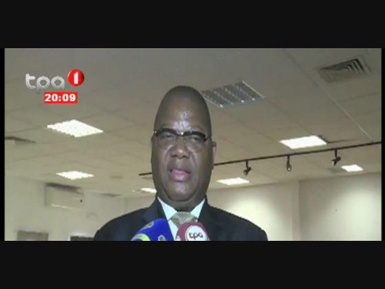 Angola - Namíbia - Querem melhorar acesso via terrestre