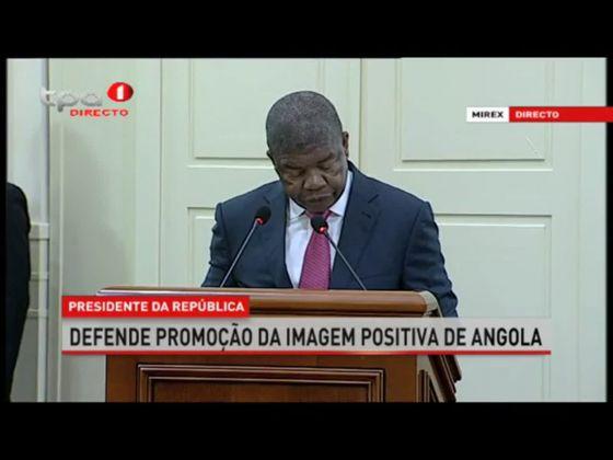João Lourenço quer fim da banalização do Passaporte Diplomático