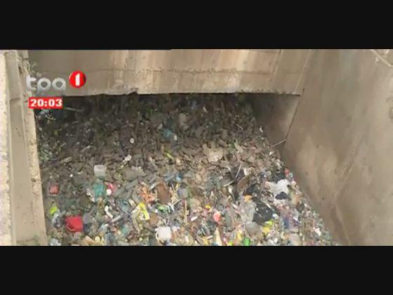 Governador de Luanda determina manutenção preventiva das valas de drenagem