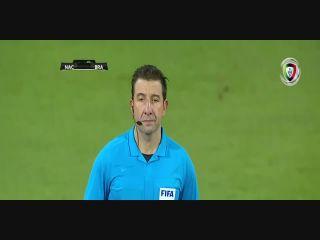 Resumo: Nacional 0-3 Sporting Braga ()