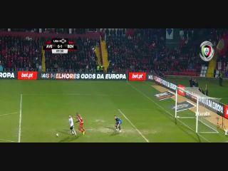 Resumo: Desportivo Aves 0-3 Benfica (18 Fevereiro 2019)