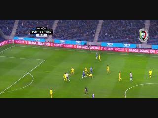 Resumo: Porto 3-1 Nacional (7 Janeiro 2019)