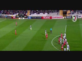 Resumo: Portimonense 1-1 Desportivo Aves (23 Fevereiro 2019)